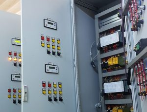 All kind of electric panels provided.Otomation panels,Main distribution boards,Motor Circuit Contol Panels (MCC) and etc.